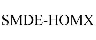SMDE-HOMX trademark