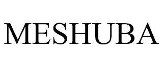 MESHUBA trademark