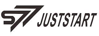 S JUSTSTART trademark