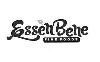 ESSENBENE FINE FOODS trademark