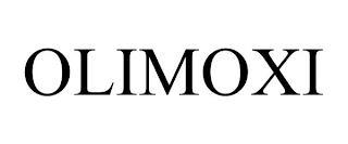 OLIMOXI trademark