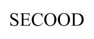 SECOOD trademark