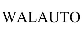 WALAUTO trademark