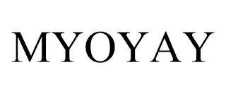 MYOYAY trademark
