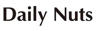 DAILY NUTS trademark