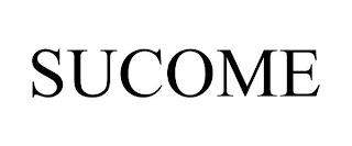 SUCOME trademark
