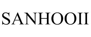 SANHOOII trademark