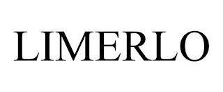 LIMERLO trademark
