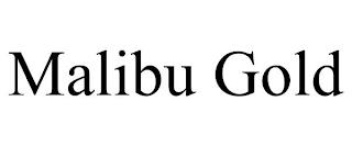 MALIBU GOLD trademark