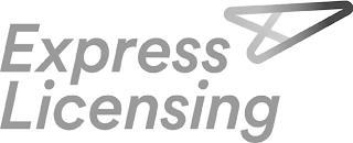 EXPRESS LICENSING trademark