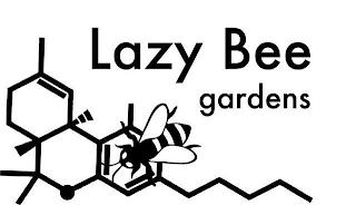 LAZY BEE GARDENS trademark