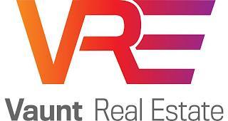 VRE VAUNT REAL ESTATE trademark