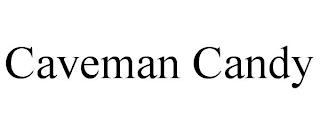CAVEMAN CANDY trademark