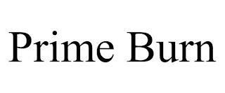 PRIME BURN trademark