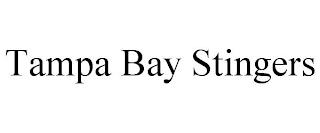 TAMPA BAY STINGERS trademark