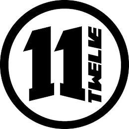 11 TWELVE trademark
