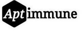 APTIMMUNE trademark