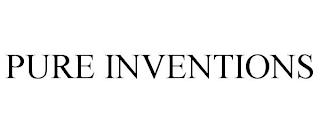 PURE INVENTIONS trademark