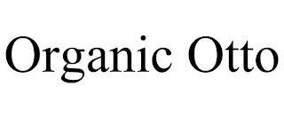 ORGANIC OTTO trademark