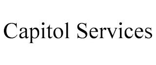 CAPITOL SERVICES trademark