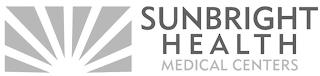 SUNBRIGHT HEALTH MEDICAL CENTERS trademark