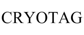 CRYOTAG trademark