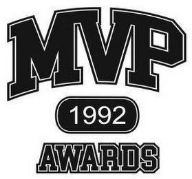 MVP 1992 AWARDS trademark