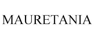 MAURETANIA trademark