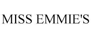 MISS EMMIE'S trademark