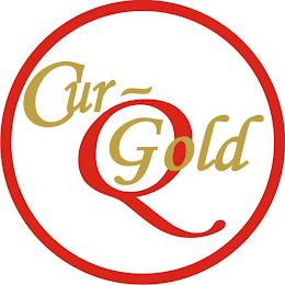 CUR-Q GOLD trademark