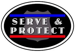 SERVE & PROTECT trademark