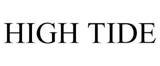 HIGH TIDE trademark