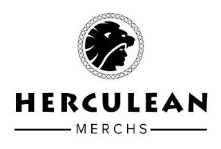 HERCULEAN MERCHS trademark