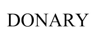 DONARY trademark