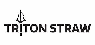 TRITON STRAW trademark