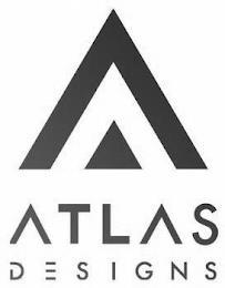 A ATLAS DESIGNS trademark