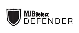 MJBSELECT DEFENDER trademark