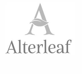 A ALTERLEAF trademark
