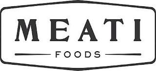 MEATI FOODS trademark