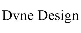 DVNE DESIGN trademark