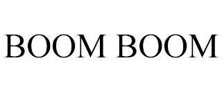 BOOM BOOM trademark