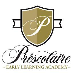 P PRÉSCOLAIRE - EARLY LEARNING ACADEMY - trademark