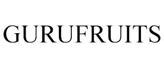 GURUFRUITS trademark