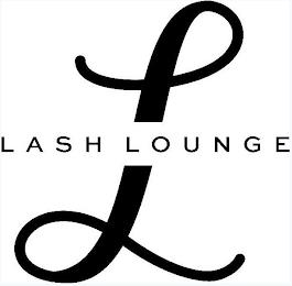 L LASH LOUNGE trademark