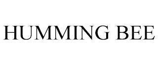 HUMMING BEE trademark