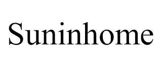 SUNINHOME trademark