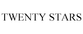 TWENTY STARS trademark