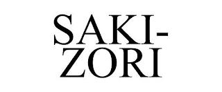 SAKI- ZORI trademark