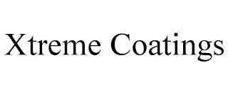 XTREME COATINGS trademark