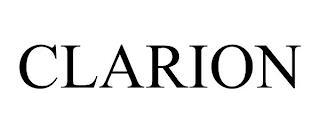 CLARION trademark